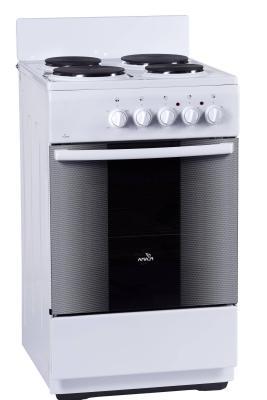 Электрическая плита Flama FE 1402 W белый электрическая плита flama 33606 w