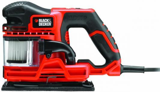 Виброшлифовальная машина Black & Decker KA330E-QS от 123.ru