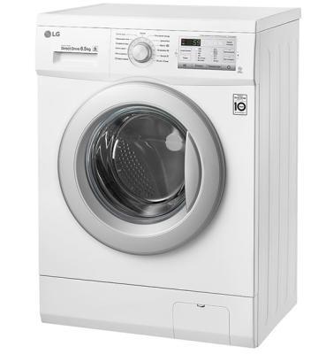 Стиральная машина LG FH2H3WD1 белый стиральная машина siemens wm 10 n 040 oe