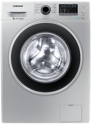Стиральная машина Samsung WW65J42E0HSDLP серебристый стиральная машина samsung ww65k42e08wdlp