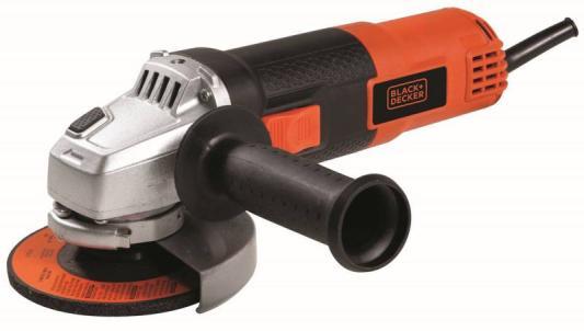 Углошлифовальная машина Black & Decker KG8215-RU 115 мм 820 Вт