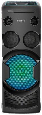 Минисистема Sony MHC-V50D черный цена 2017