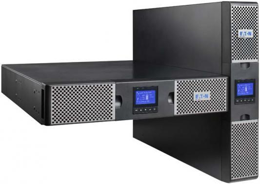 ИБП Eaton 9PX 3000i RT2U Netpack 3000Вт 3000ВА черный 9PX3000IRTN
