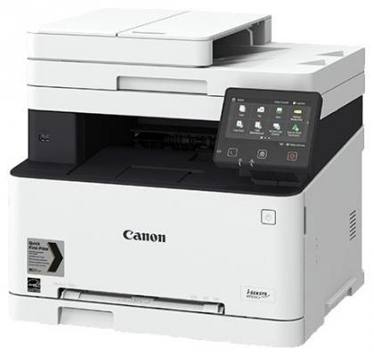 МФУ Canon i-Sensys Colour MF635Cx цветное A4 18ppm 600x600dpi Ethernet USB Wi-Fi 1475C038 принтер canon i sensys colour lbp611cn лазерный цвет белый [1477c010]