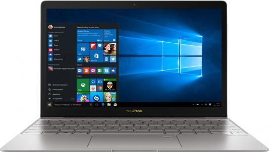 """Ноутбук ASUS Zenbook 3 UX390UA-GS035R 12.5"""" 1920x1080 Intel Core i5-7200U"""