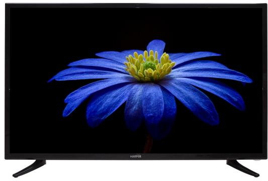 Телевизор Harper 42F660T черный