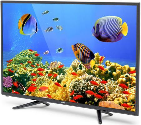 Телевизор Harper 32R470T черный led телевизор harper 32r470t