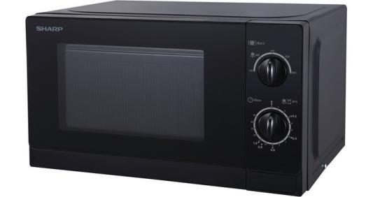 СВЧ Sharp R2100RK 800 Вт чёрный