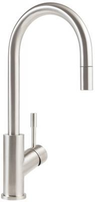 Смеситель Villeroy & Boch Umbrella Flex  LE stainless steel massive polished серебристый 925400LE