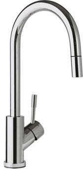 Смеситель Villeroy & Boch Umbrella Flex  LC stainless steel massive серебристый 925400LC кабель hp premier flex lc lc om4 2f 5m cbl qk734a