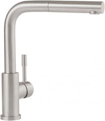 Смеситель Villeroy & Boch Steel Shower  LC stainless steel massive серебристый 969701LC