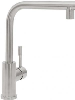 Смеситель Villeroy & Boch Modern Steel  LC stainless steel massive серебристый 966801LC