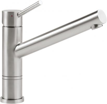 Смеситель Villeroy & Boch Como X  LC stainless steel massive серебристый 927500LC