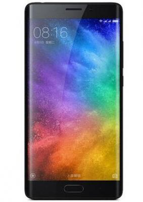 Смартфон Xiaomi Mi Note 2 черный 5.7 64 Гб NFC LTE Wi-Fi GPS 3G смартфон meizu m5 note серебристый 5 5 32 гб lte wi fi gps 3g
