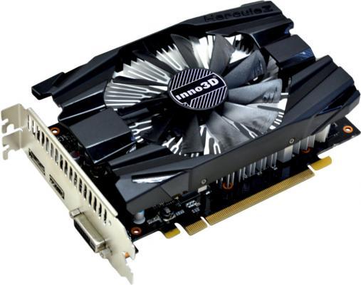 Видеокарта InnoVISION GeForce GTX 1060 N1060-6DDN-L5GM PCI-E 3072Mb 192 Bit Retail (N1060-6DDN-L5GM) видеокарта inno3d n1060 6ddn n5gm gtx 1060 6гб gddr5 retail