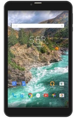 """Планшет Supra M84E 3G 8"""" 8Gb черный Wi-Fi 3G Bluetooth Android M84E 3G"""