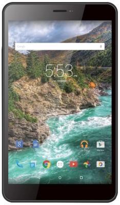 "Планшет Supra M84A 4G 8"" 16Gb черный Wi-Fi Bluetooth 3G LTE Android M84A 4G"