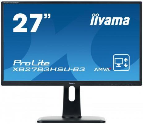 """все цены на Монитор 27"""" iiYama XB2783HSU-B3"""