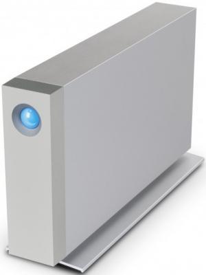 цена на Внешний жесткий диск 3.5 USB3.0 8Tb Lacie Thunderbolt2 STEX8000401 серебристый