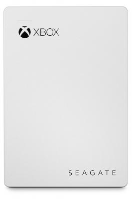 "Внешний жесткий диск 2.5"" USB 3.0 2Tb Lacie Game Drive for Xbox STEA2000417 белый"