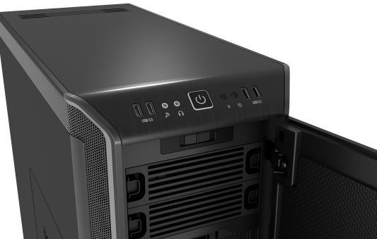 Корпус ATX Be quiet Dark Base 900 Без БП чёрный серебристый BG012