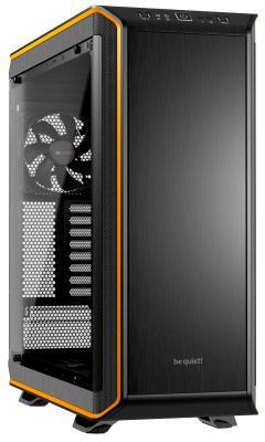 Корпус ATX Be quiet Dark Base PRO 900 Без БП чёрный оранжевый корпус atx be quiet pure base 600 без бп чёрный