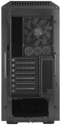 Корпус ATX Be quiet Silent Base 600 Без БП чёрный серебристый BG007