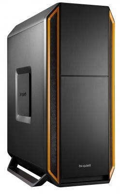 Корпус ATX Be quiet Silent Base 800 Без БП чёрный оранжевый unique doorplate tag be beary quiet pink