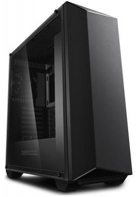 Корпус ATX Deepcool Earlkase RGB Без БП чёрный бп atx 500 вт deepcool da500 m