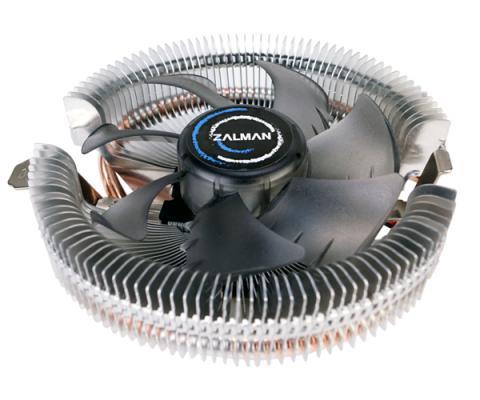 Кулер для процессора Zalman CNPS7600 PWM Socket 775/1150/51/55/56/AM2/2+/AM3/3+/FM1/2/754/939/940
