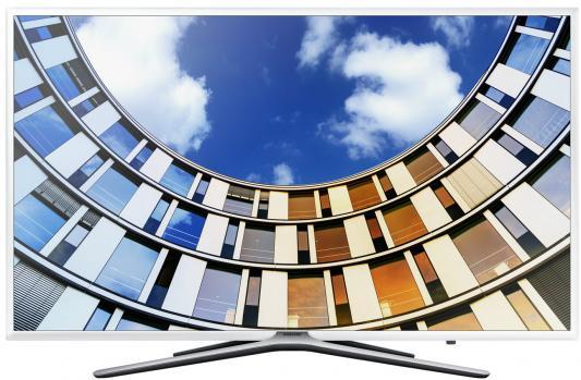 Телевизор Samsung UE43M5513AUXRU белый телевизор samsung ue28j4100