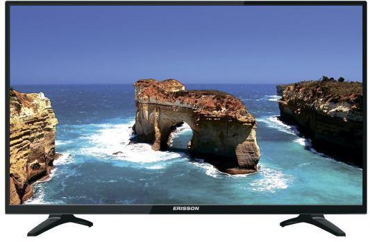 Телевизор Erisson 39 LEA 20 T2 SM черный led телевизор erisson 40les76t2