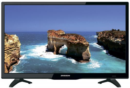 Телевизор Erisson 24 LEA 20 T2 SM черный