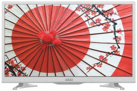 Телевизор Akai LEA-24A65W белый цена и фото