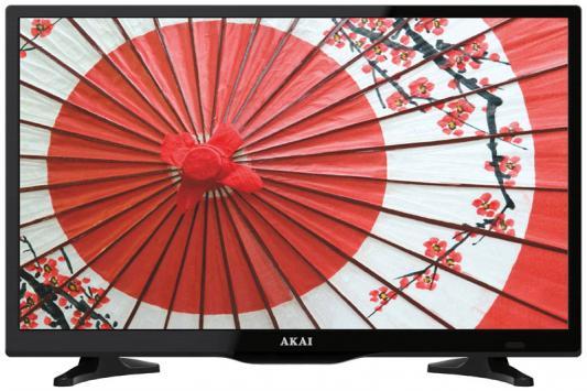 Телевизор Akai LEA-24A64M черный akai lea 32p37p