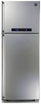 Холодильник Sharp SJ-PC58ABE бежевый холодильник sharp sj b236zr wh белый