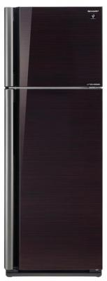 Холодильник Sharp SJ-XP39PGRD черный sharp sjxp59pgsl