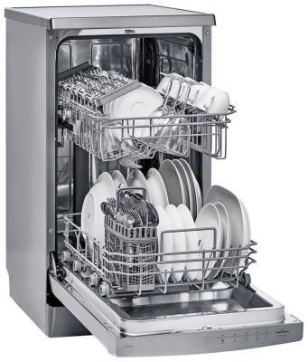 Посудомоечная машина Candy CDP 2L952X-07 серебристый от 123.ru
