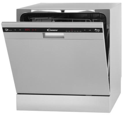 Посудомоечная машина Candy CDCP 8/ES-07 серебристый посудомоечная машина candy cdp 2l952w