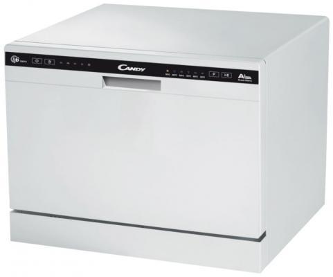 Посудомоечная машина Candy CDCP 6/E-07 белый посудомоечная машина candy cdp 2l952w