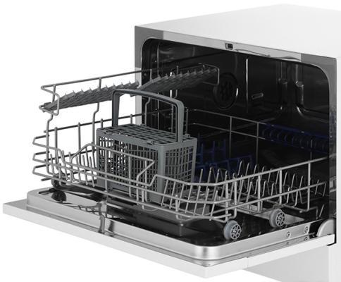 Посудомоечная машина Candy CDCP 6/E-07 белый от 123.ru