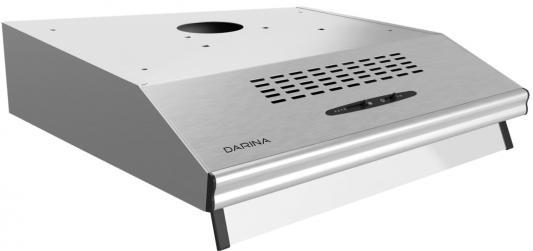 Вытяжка подвесная Дарина FLAP 601 X нержавеющая сталь вытяжка козырьковая darina flap 601 x