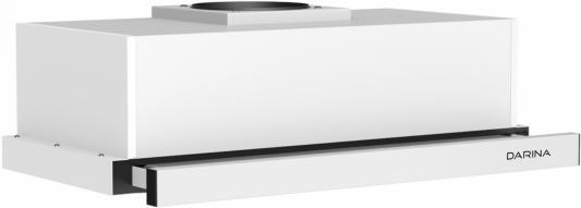Вытяжка встраиваемая Дарина INTO 602 W белый