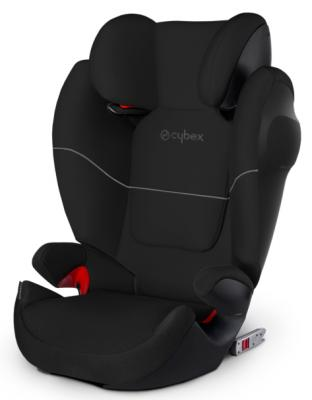 Автокресло Cybex Solution M-Fix SL (pure black) автокресло cybex free fix pure black