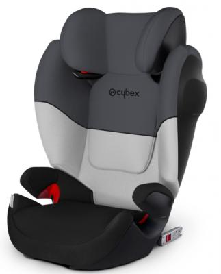 Автокресло Cybex Solution M-Fix SL (grey rabbit) автокресло cybex solution m fix sl pure black