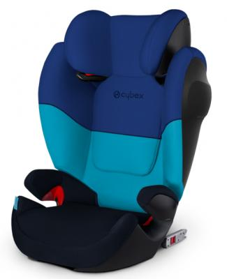 Автокресло Cybex Solution M-Fix SL (blue moon) автокресло cybex solution x blue moon