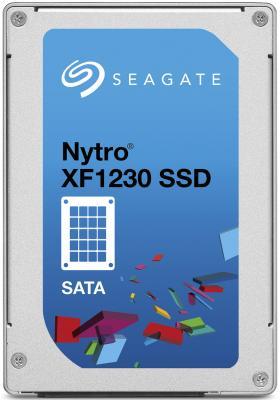 Твердотельный накопитель SSD 2.5 480GB Seagate Nytro XF1230 Read 560Mb/s Write 500Mb/s SATAIII XF1230-1A0480 OEM твердотельный накопитель ssd m 2 64gb transcend mts600 read 560mb s write 310mb s sataiii ts64gmts600