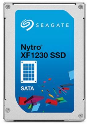 Твердотельный накопитель SSD 2.5 240GB Seagate Nytro XF1230 Read 560Mb/s Write 290Mb/s SATAIII XF1230-1A0240 твердотельный накопитель ssd m 2 64gb transcend mts400 read 560mb s write 160mb s sataiii ts64gmts400