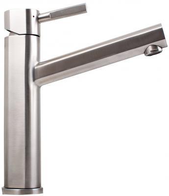 Смеситель Villeroy & Boch Como Style  LC stainless steel massive серебристый 925900LC