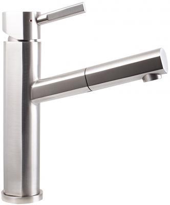 Смеситель Villeroy & Boch Como Shower Style  LC stainless steel massive серебристый 926000LC